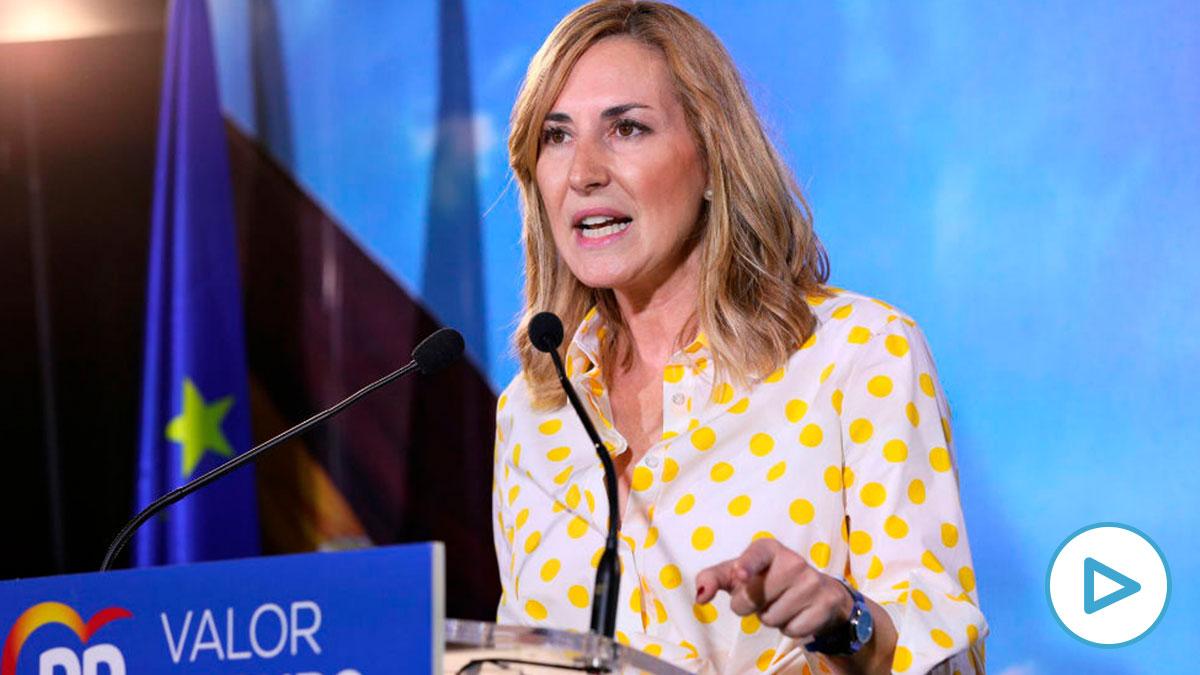 Ana Beltrán, vicesecretaria de Organización del Partido Popular. (Ep)