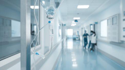 Hospitales en España @Istock
