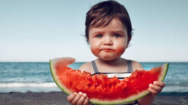 """Comida del bebé en vacaciones: ¿cómo organizarse"""""""