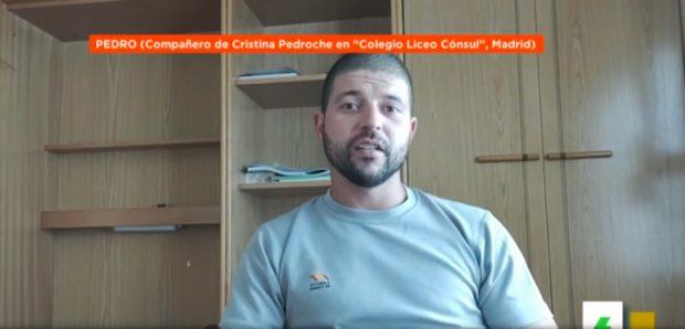 Cristina Pedroche, al descubierto: Un compañero desvela cómo la llamaban en el barrio