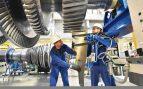 El sector industrial se convierte en el salvavidas de las cuatro grandes economías europeas