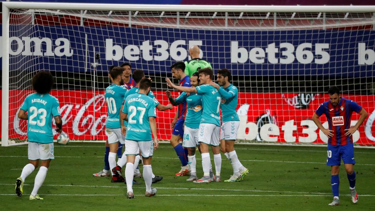 Eibar – Osasuna: partido de la jornada 33 de la Liga Santander