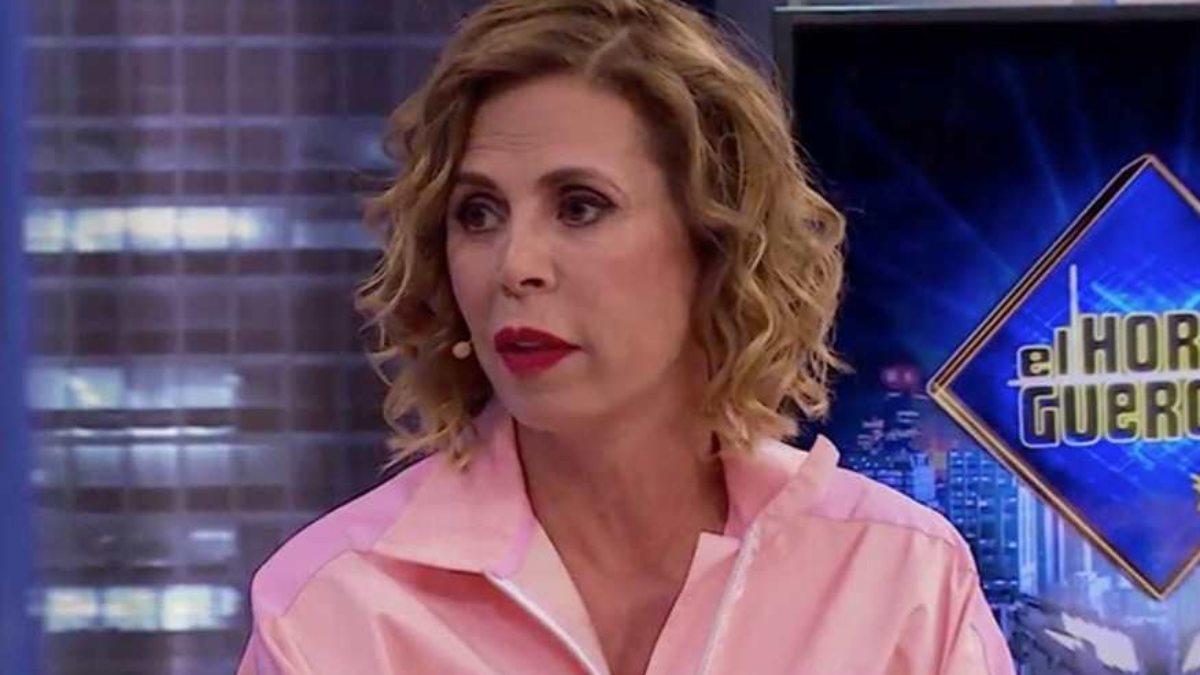 Ágatha Ruiz de la Prada confiesa en 'El Hormiguero' que su novio estuvo a punto de morir por el coronavirus