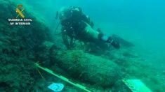 Guardia Civil submarina. (Foto: EP)