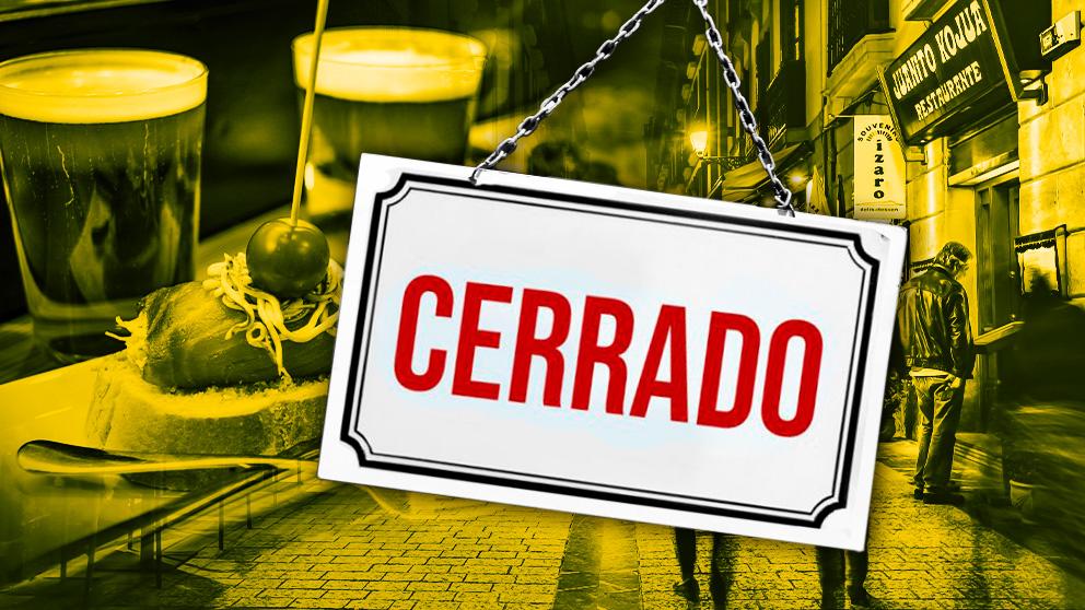 El 30% de los negocios hosteleros de Sevilla, cerrados por la crisis del coronavirus.
