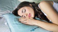 La respiración al dormir