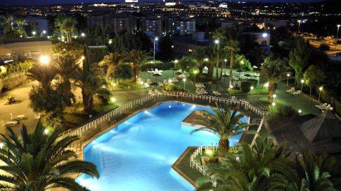 Music Hotel by Ballantine's ha elegido el Hotel Beatriz Auditorium de Toledo para su primera fiesta post pandemia.