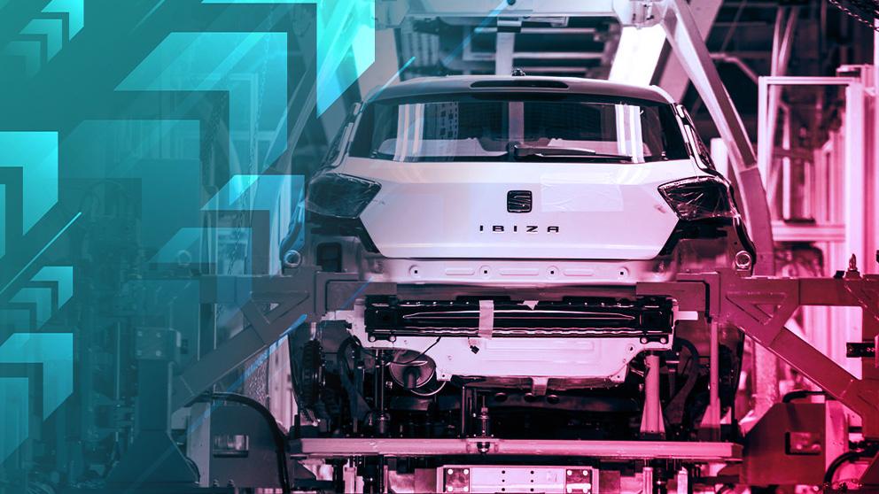 Seat fabricará 8.000 coches más en octubre para luchar por la competitividad de Martorell