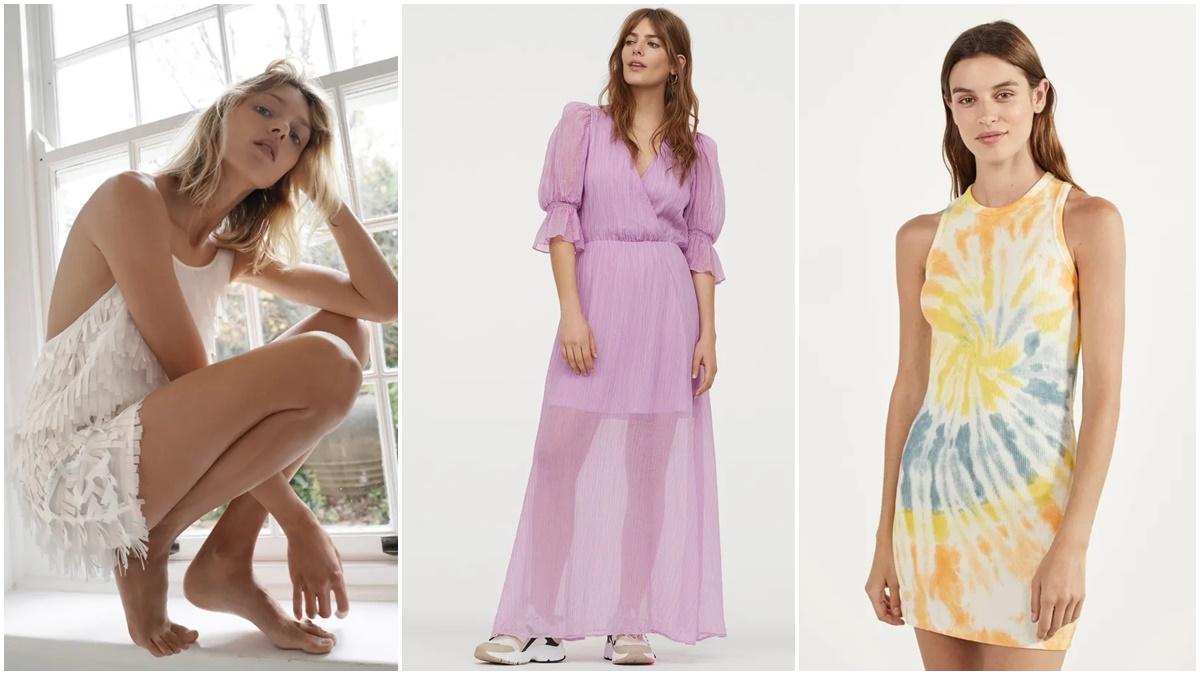 El vestido es una de las prendas estrella en verano