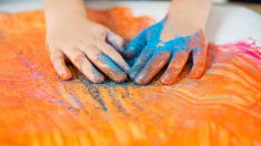 Las mejores actividades sensoriales para los niños