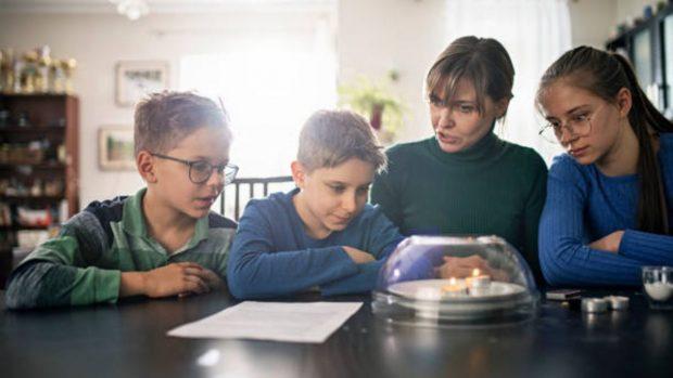 Actividades y experimentos con el aire para niños