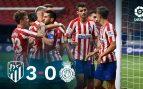 Este Atlético quiere la Champions