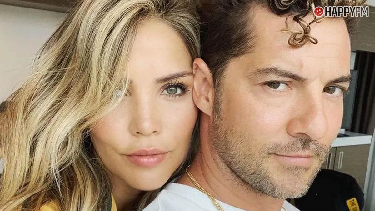David Bisbal y Rosanna Zanetti