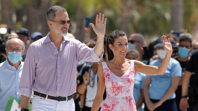 Convocan una manifestación de apoyo a Felipe VI el próximo jueves en Palma de Mallorca