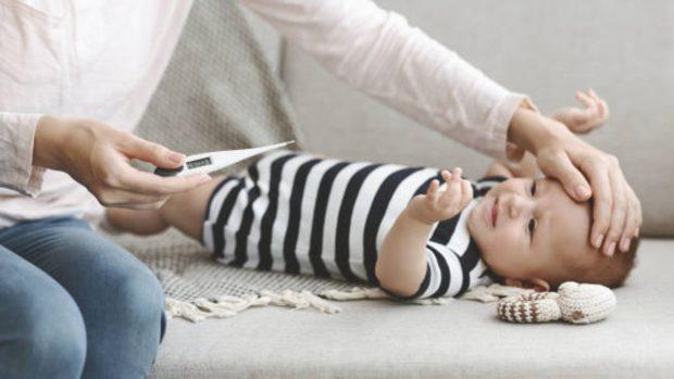 """Fiebre de los niños en verano: ¿Cómo tratar"""""""