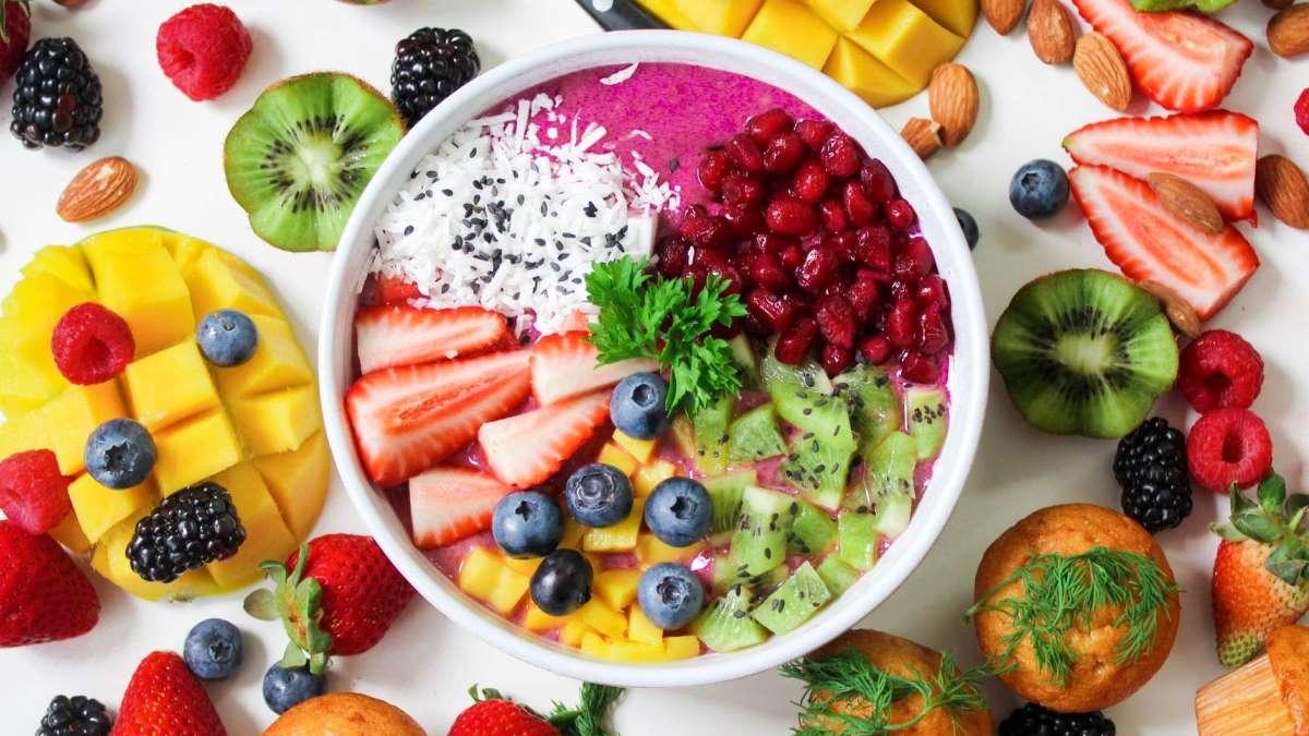 La fruta es imprescindible en una alimentación saludable y equilibrada