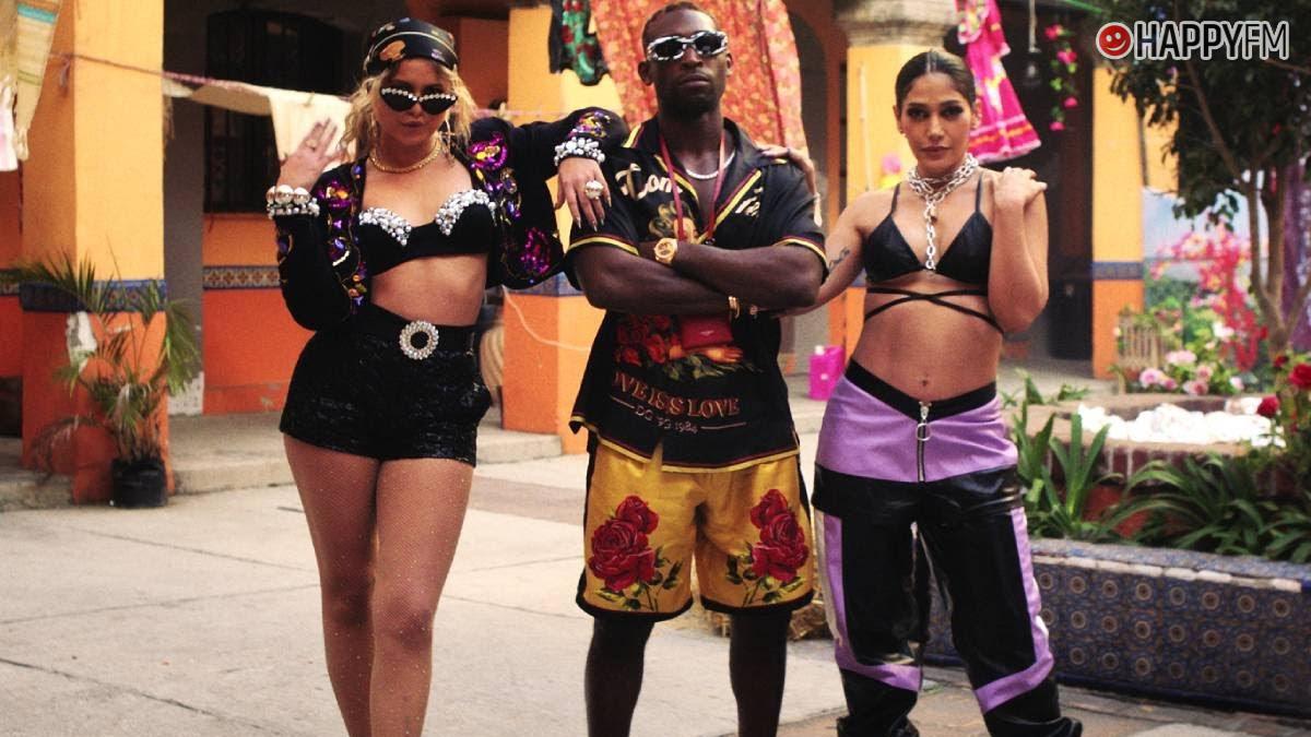 Sofía Reyes, Tinie Tempah y Farina