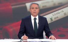 Vicente Vallés desmonta la respuesta de Pedro Sánchez sobre las muertes por coronavirus en la entrevista con Ferreras
