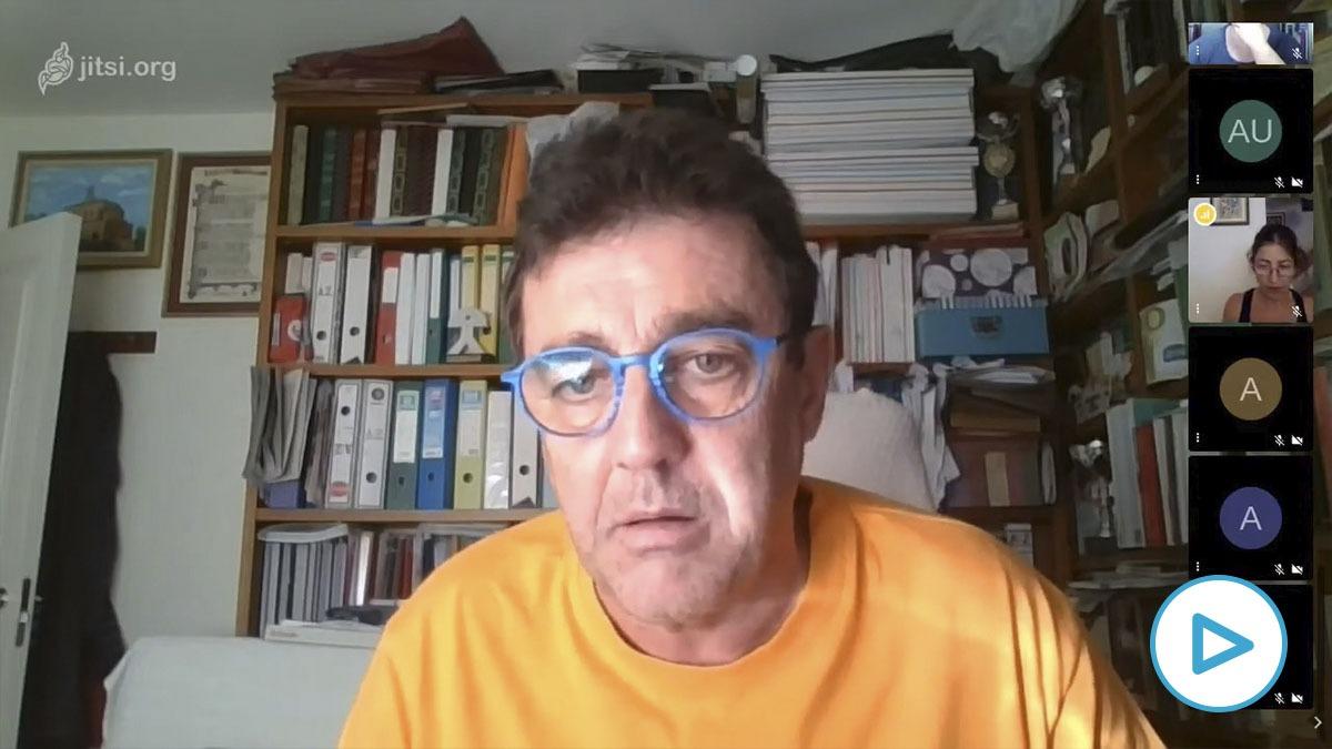 El presidente de la Asociación Estatal de Directores y Gerentes de Servicios Sociales de España