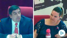 Alberto Gómez y Carla Graciano