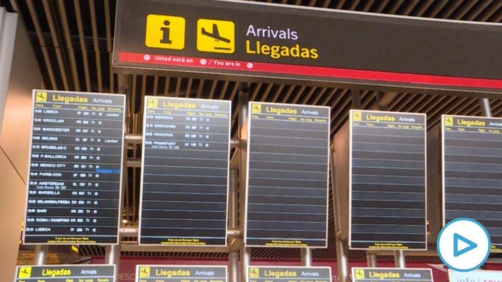 España ha abierto hoy sus fronteras a países de fuera de la UE