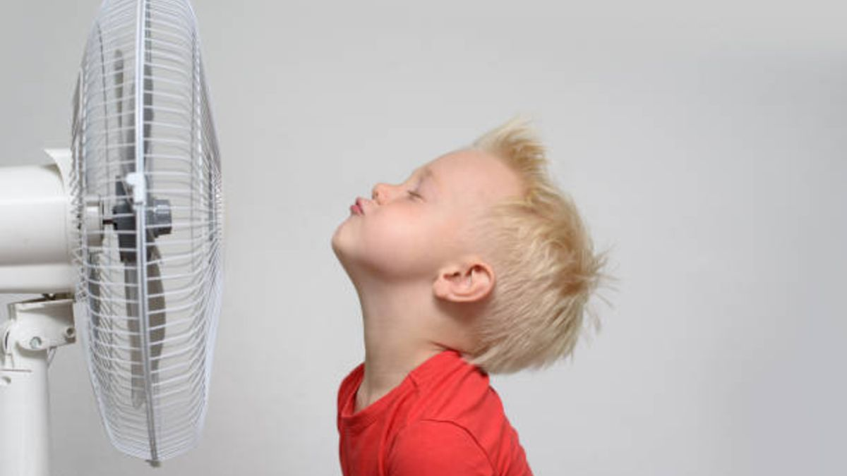 Los tipos de alergia al sudor en los niños