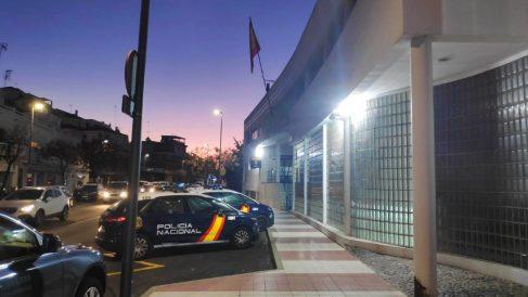 Comisaría de Policía Nacional en Marbella (Málaga). Foto: EP