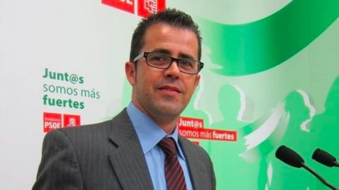 Gabriel González, alcalde socialista de Encinas Reales (Córdoba).