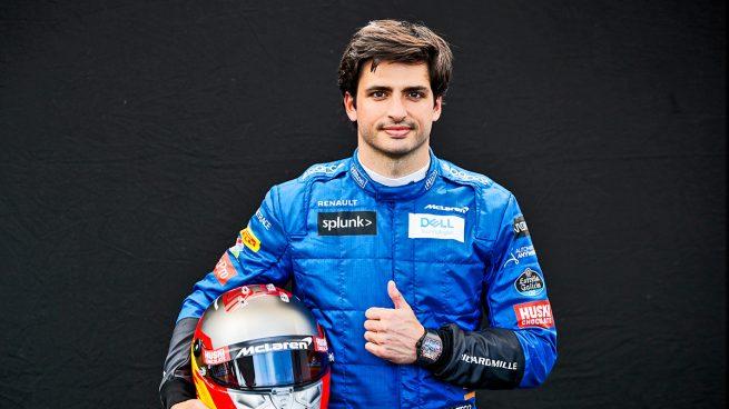 El plan de Carlos Sainz para colarse en el podio en Austria