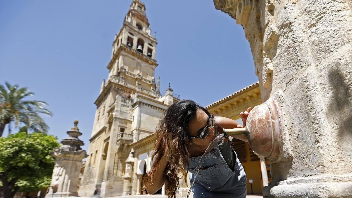 Calor en Córdoba