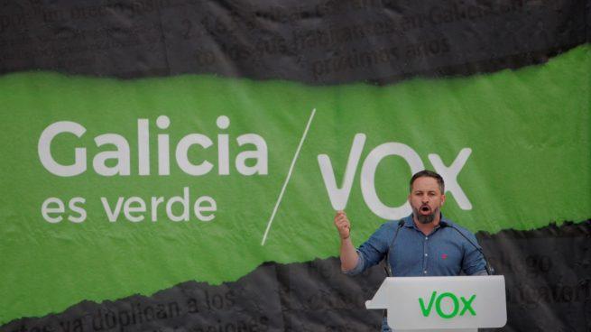 Vox Santiago Abascal