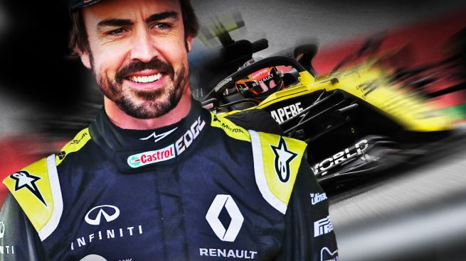 Fernando Alonso ficha por Renault y regresa a la Fórmula 1