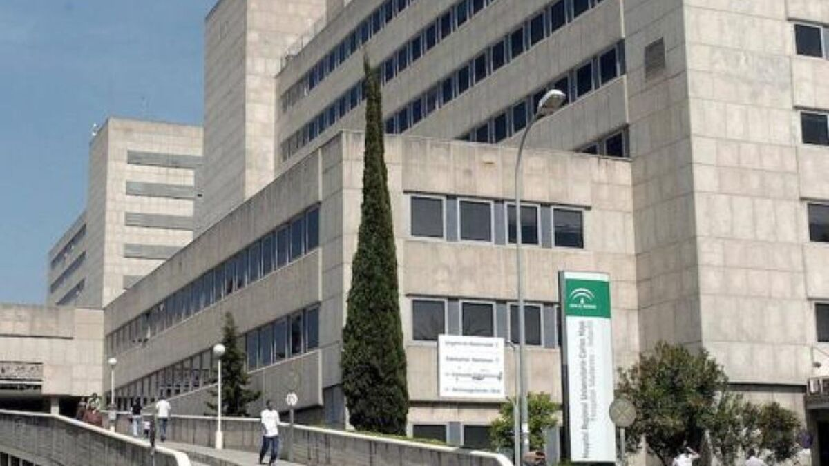 Hospital de Málaga.