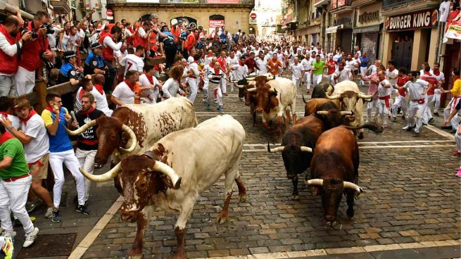 festivos este San Fermín 2020