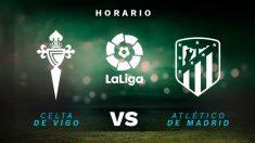 Celta de Vigo – Atlético de Madrid: partido de la jornada 35 de la Liga Santander