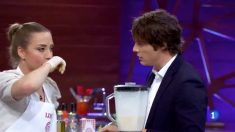 Luna volvió a poner de los nervios a Jordi en 'MasterChef'