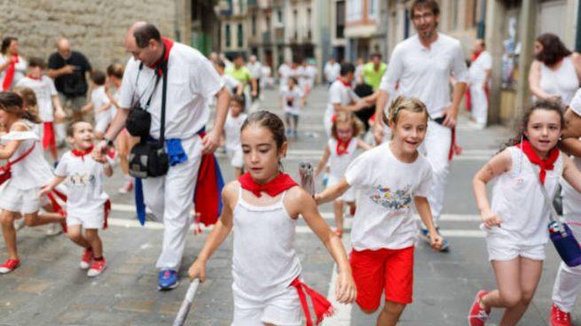 manualidades de San Fermín
