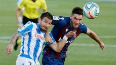 Levante y Real Sociedad empataron en La Nucía. (EFE)