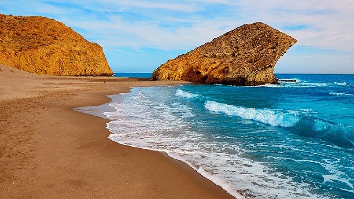 Playa de Mónsul, Cabo de Gata