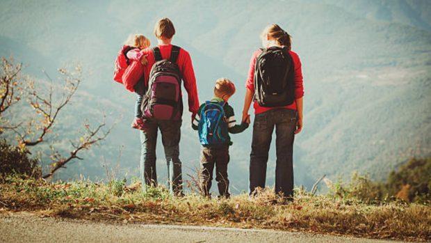 Vacaciones con los niños: Precauciones que debes tomar si vas a un destino de montaña