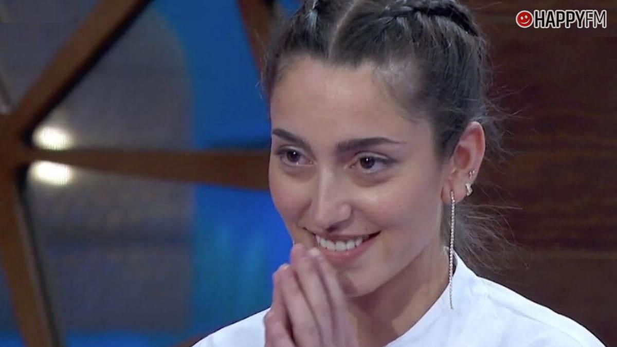 Ana Iglesias ganadora de 'Masterchef'