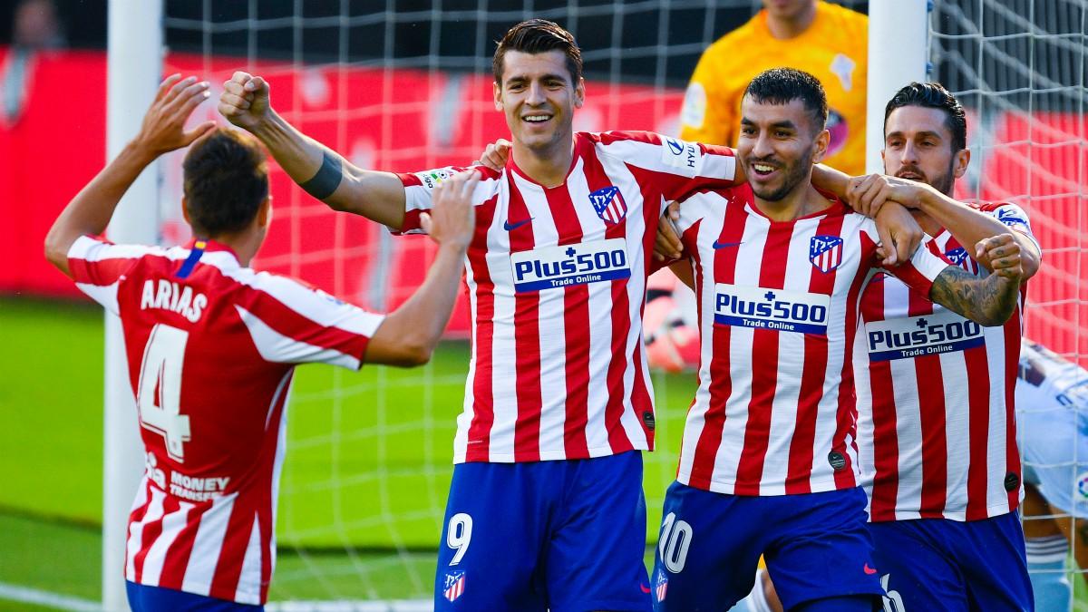 Celta de Vigo vs Atlético de Madrid: partido de la Liga Santander en directo