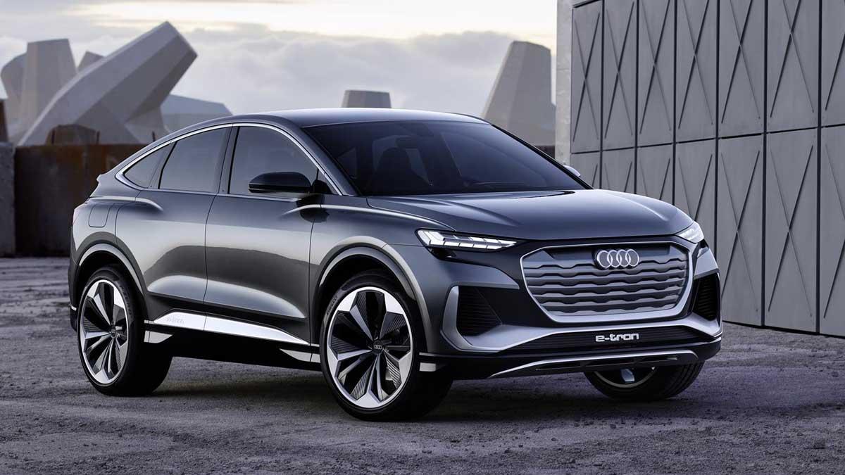 El nuevo Audi Q4 e-tron