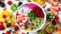Los arándanos y otras frutas son perfectas para bajar de peso