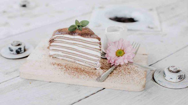 Tarta de 4 chocolates, para el disfrute y el bienestar