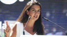 Rocío Monasterio, portavoz de Vox en Madrid.