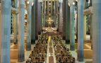 sagrada familia barcelona funeral coroanvirus