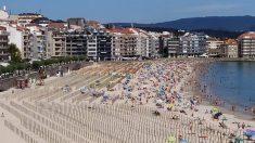 Playa de Galicia