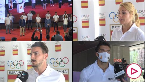 Los deportistas opinaron sobre los Juegos de 2021.