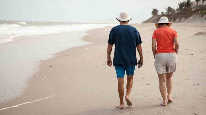 Detenida en Málaga una pareja por mantener relaciones sexuales en una playa